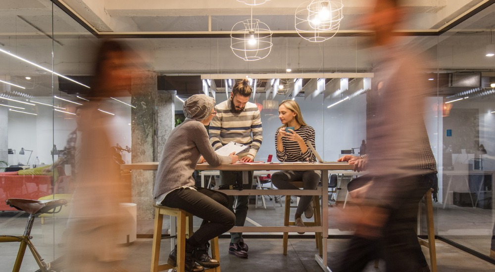 Trends 2019: The Future of Work and the Shape of Future Skills