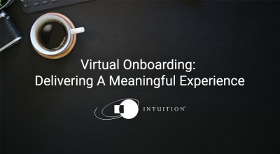 virtual onborading delivering a meaningful experience
